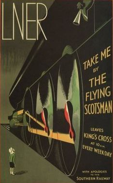 LNER | Take Me By The Flying Scotsman