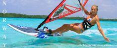 windsurf girl