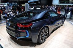 Targi Genewa 2014 | BMW i8