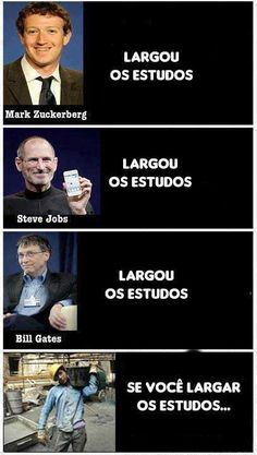 Eh a vida. Steve Jobs, Wtf Funny, Hilarious, Funny Moments, Best Memes, Funny Posts, Laughter, Funny Quotes, Funny Pictures