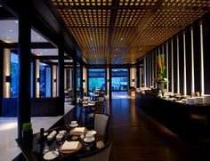 Fine dining at the Datai, Langkawi, #Malaysia thanks for 'pinning' @Stacey McKenzie Reese-George Malaysia Australia