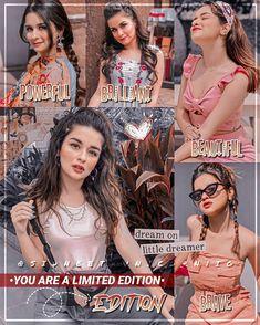 Ideas For Instagram Photos, Creative Instagram Photo Ideas, Instagram Photo Editing, Instagram Posts, Flower Makeup, Fan Edits, Bollywood Girls, Beautiful Dream, Fan Page