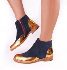 ABO original ankle boots :: Online shop www.abo-shoes.com #oxfordoutfit