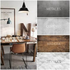 How To Decorate Your Warehouse-Chic Bedroom – Industrial Decor Warm Industrial, Industrial Interior Design, Industrial Living, Industrial Interiors, Industrial Bedroom Furniture, House Colors, Decoration, Interior Inspiration, Furniture Design
