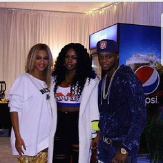 "104 Likes, 2 Comments - The Rap Market (@therapmarket) on Instagram: ""#Beyoncé #RemyMa #Papoose #MadeInAmerica 😎😎😎🐝🐝🐝 Via: @billionairemag ♦️Visit us at…"""