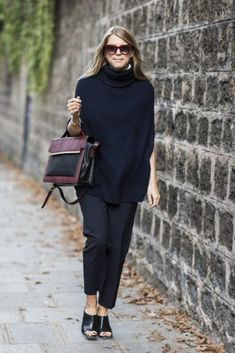 Habitually Chic® » Street Style Chic: Monica Ainley