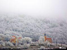 Pazar látvány a Szent György-hegyen,Lengyel-kápolna 2016-12-21 Balaton