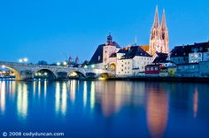 Regensburg, Germany My home town! :)