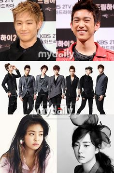 JYP Entertainment, YG Entertainment, and DSP Media to compete with their new idol groups #allkpop #kpop #JYPE #YGFamily #SMTOWN