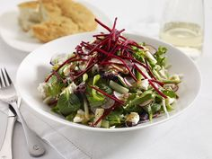 market salad by Earls Restaurants, via Flickr