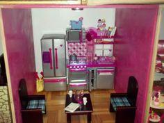 Matt and Merri Pauley 's ag dollhouse