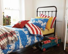 Childrens Bedding | Boys Circus Bed Linen Sets from Joules at Bedeck Home