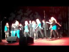 ▶ ICCA | Mid West Quarter Finals #4 | Genuine Imitation - Look At Me Now - YouTube