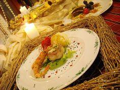 Tartara di baccalà con lardo di colonnata e verdure croccanti Luca Borghini