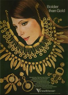 60's Vintage Vendome Jewellery Advertisement   1967 | Collectibles, Advertising, Jewelry & Watches | eBay!