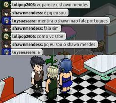 Histórias de haboo Haha Funny, Funny Cute, Habbo Hotel, Im Happy For You, America Memes, Memes Status, Funny Games, Tumblr Posts, Funny Photos