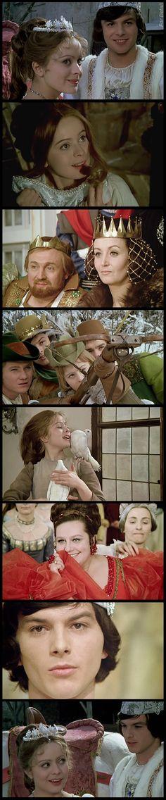 Tři oříšky pro Popelku - Three Wishes for Cinderella / Three Nuts for Cinderella - 1973 - Czechoslovakia - Stars: Libuše Šafránková, Pavel Trávníček - Director: Václav Vorlíček