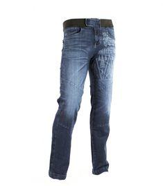 ab8a6dd346 Pantalón Escalada Turia Jean Ethnic Hombre. Pantalón Escalada Turia Jean  Snow Hombre. Oferta y Comprar online. JeansTrack