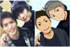 haikyuu hairuko redraw stage play daisuga