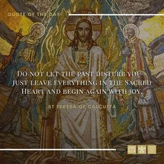 """Catholic Truth Society on Instagram: """"Did you know that the Church dedicates the month of June to the Sacred Heart of Jesus? ❤️🔥 The devotion is most often associated with St…"""" Saint Teresa Of Calcutta, Treasures In Heaven, We Are All One, Christian Friends, Holy Quotes, Heart Of Jesus, What Inspires You, Sacred Heart, Good People"""