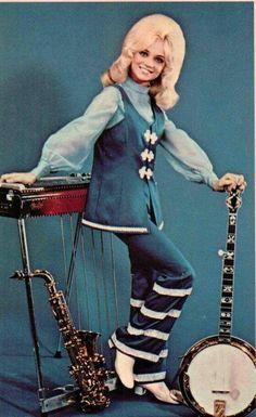 Barbara Mandrell 1969. Musician , singer , dancer
