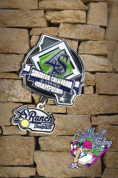 Adding a dangler to your softball trading pins will make them the hit of any tournament! Contact us today for more information or fill out a quote form on our website and our customer care team will help you out!