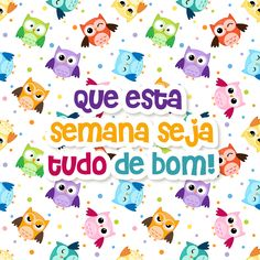#BoaSemana #mensagem
