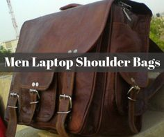 Online shopping platform where the buyer can make an easy comparison and get hold on the right men laptop shoulder bag by the right seller with absolutely no hassle or inconvenience!