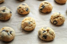 [Just Like Real] Chocolate Chip Paleo Cookies