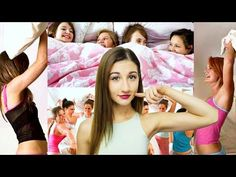 What Girls Do At Sleepovers: Expectation Vs. Reality! - YouTube