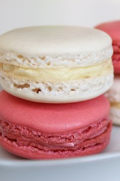 A Little Love Goes a Long Way: Basic French Macarons If you could make these, I would be so happy haha!