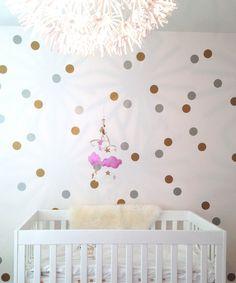 Room Tour: Lyla's Glam Nursery
