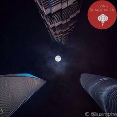 Repost #LivingShanghai | #Instagram | Ph Credit 刘行喆 @liuxingzhe✌️
