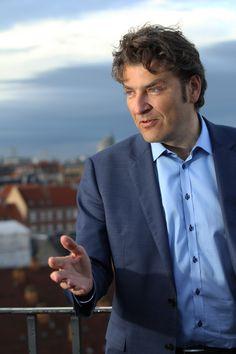 Adm. direktør André Rogaczewski, Netcompany. Fotograferet for Børsen.