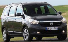 Dacia Lodgy 2013: precios y equipamiento