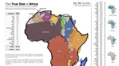 Africa's true size will blow you away