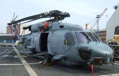 """SH-60B """"Seahawk"""" / HSL-48 / USS John L. Hall FFG 32 - Koper, Slovenia"""