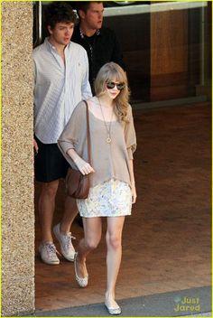 always lov Taylor swifts style