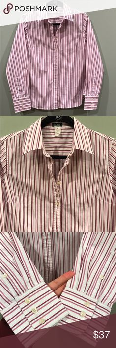J. Crew Button Down Shirt Very nice button Down Shirt by J. Crew Factory Store. J. Crew Factory Tops Button Down Shirts