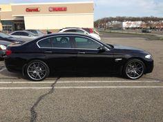 "BMW  Verde Axis V99 19"" wheels Graphite"