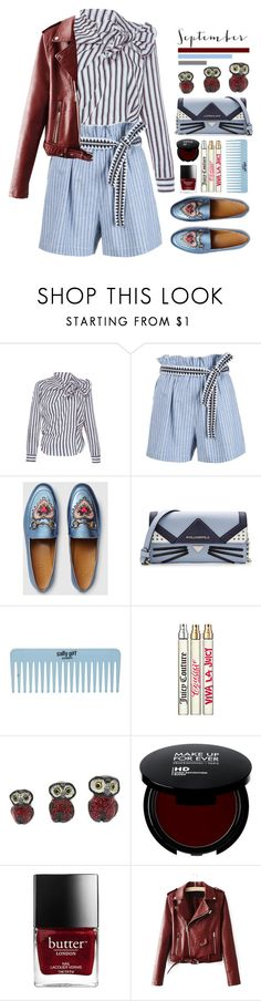 """""""30.08.17"""" by malenafashion27 ❤ liked on Polyvore featuring Isabel Marant, Lemlem, Gucci, Karl Lagerfeld, Juicy Couture and NOVICA"""