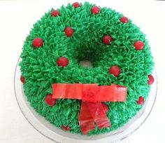 Christmas Cake Ideas With Cute Christmas Cake Pans