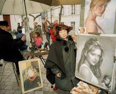 Martin Parr - Paris. 2000.