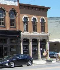 Historic Storefronts Manchester Main Street 187 This Is A