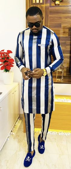 African Wear Styles For Men, African Shirts For Men, African Dresses Men, African Attire For Men, African Clothing For Men, African Fashion Ankara, Latest African Fashion Dresses, African Print Fashion, Designer Suits For Men