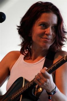 """I LOVE Ani DiFranco. My #1 female musician. """"My idea of feminism is self-determination, and it's very open-ended: every woman has the right to become herself, and do whatever she needs to do. """""""