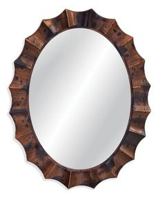 Murphy Wall Mirror | Bassett Mirror Company | Home Gallery Stores