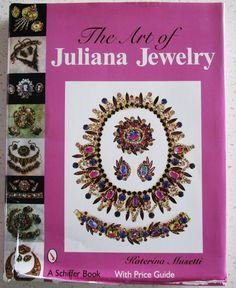 Juliana Jewelry Reference Book DeLizza Elster Katerina Musetti