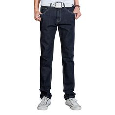 Check it on our site 2017 Hot Sale Loose Version Straight Good Quality Soft Cotton Men's Jeans All Match And All Seasons Suitable Denim Pants For Men just only $21.30 - 25.38 with free shipping worldwide  #jeansformen Plese click on picture to see our special price for you