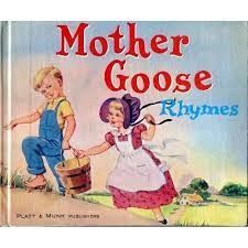 Mother Goose Rhymes Eulalie Banks Ilrated Over 50 Children S Books During Her Long Lifetime I M The Queen Of Nursery If A Baby Shower Has